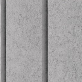 Muriva Bluff Concrete Strips Wallpaper J25409