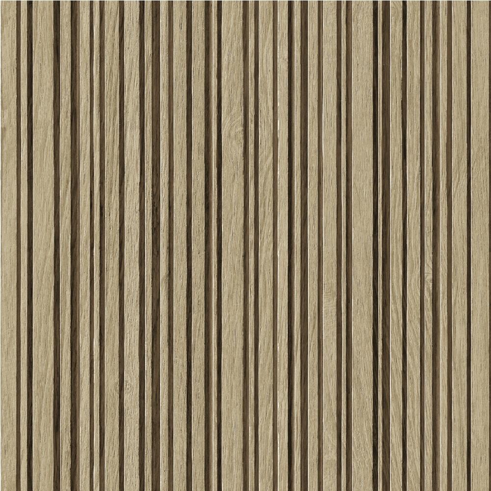 Muriva Bluff Oak Stripe Wallpaper J18818