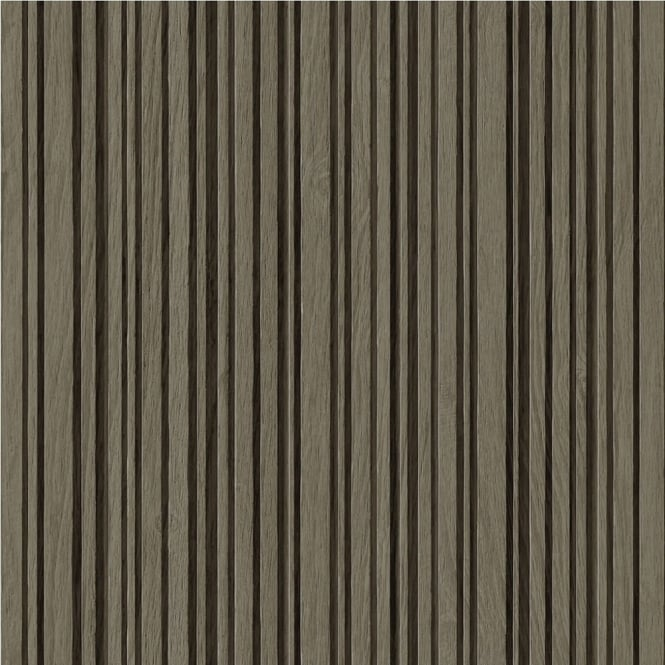 Muriva Bluff Oak Stripe Wallpaper J18828