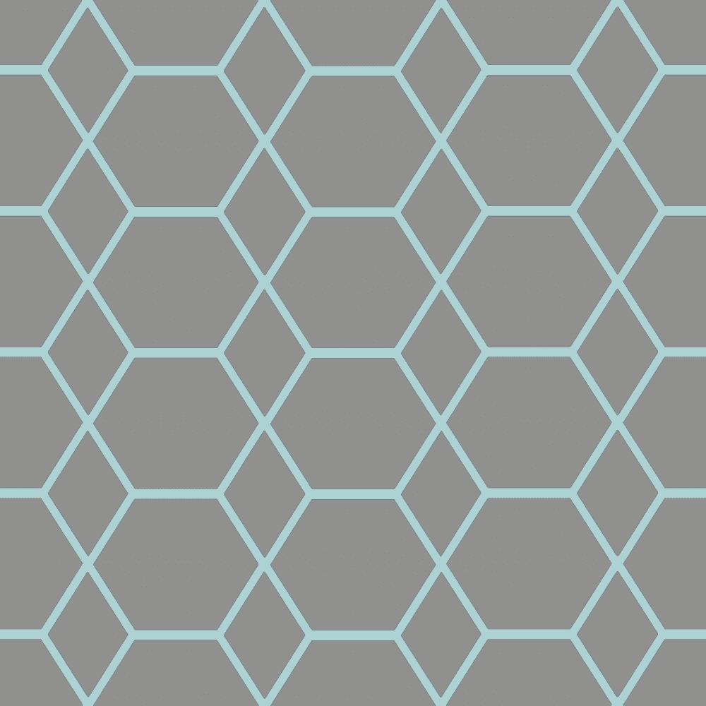 . Casca Metallic Shimmer Geometric Smooth 3D Effect Modern Wallpaper 147505