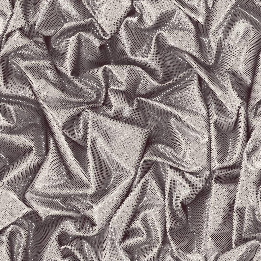 Crushed Satin Wallpaper Faux Effect Modern Realistic Glitter Silk L14209
