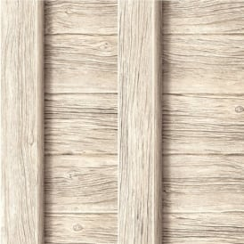 Muriva Decorpassion Fence Wood effect Wallpaper J18607