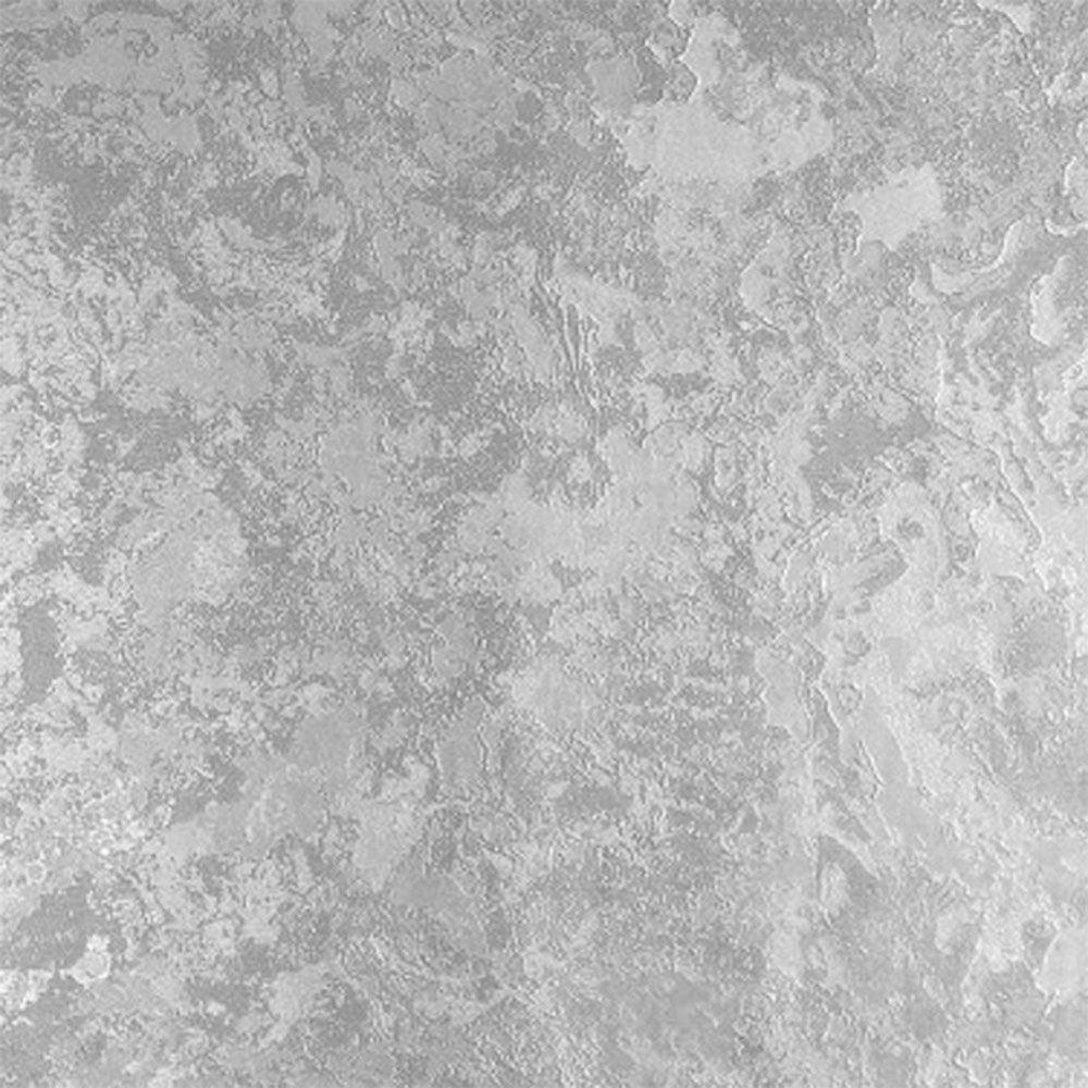 Muriva Ellen Plain Texture Concrete Effect Metallic Shimmer