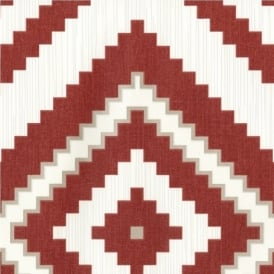 Muriva Eton Aztec Diamond Wallpaper J47810