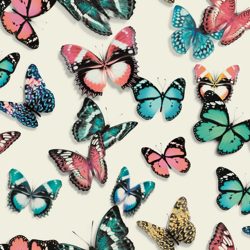 Butterfly Pattern Cool Design Inspiration