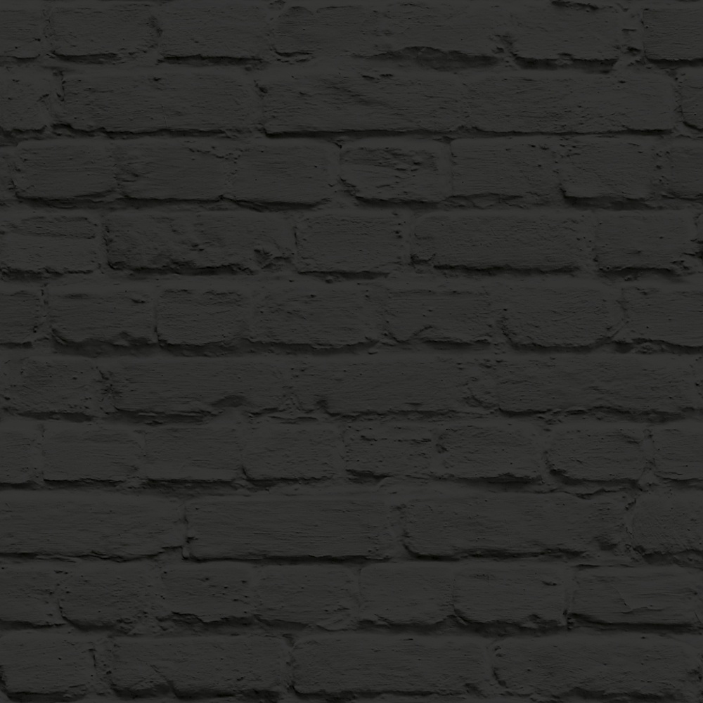 Vinyl for brick wall - Muriva Just Like It Painted Brick Faux Stone Wall Mural Washable Vinyl Wallpaper J66519