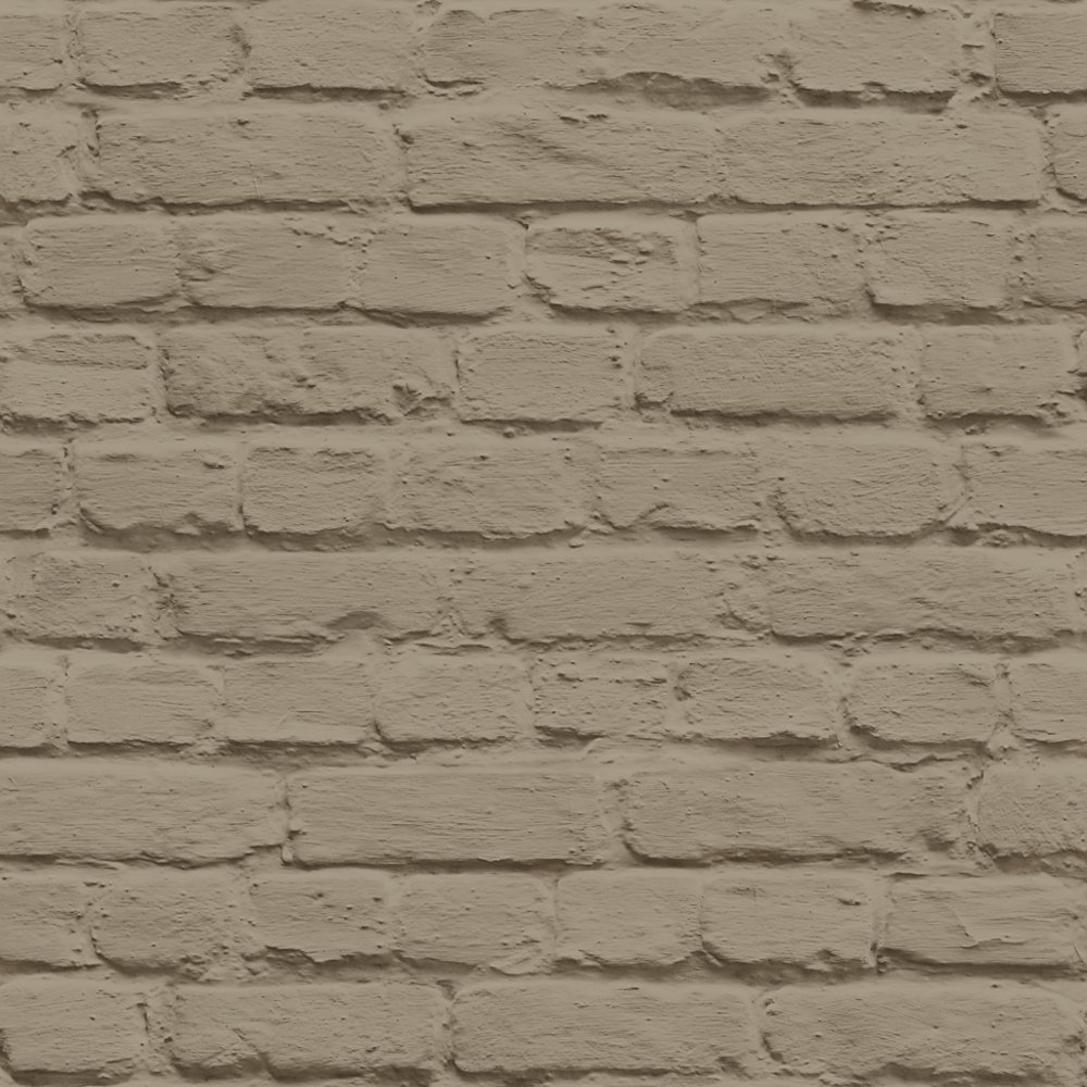 faux stone brick wallpaper - photo #14