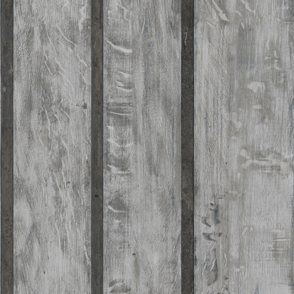 Muriva just like it wood wall wooden textured vinyl - Faux wood plank wallpaper ...