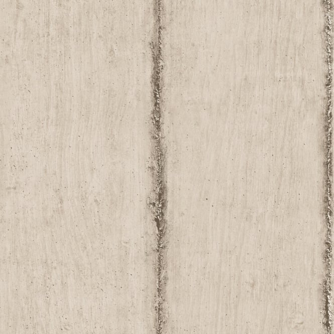 Muriva Realistic Concrete Effect Stone Wall Pattern Textured Wallpaper J45007