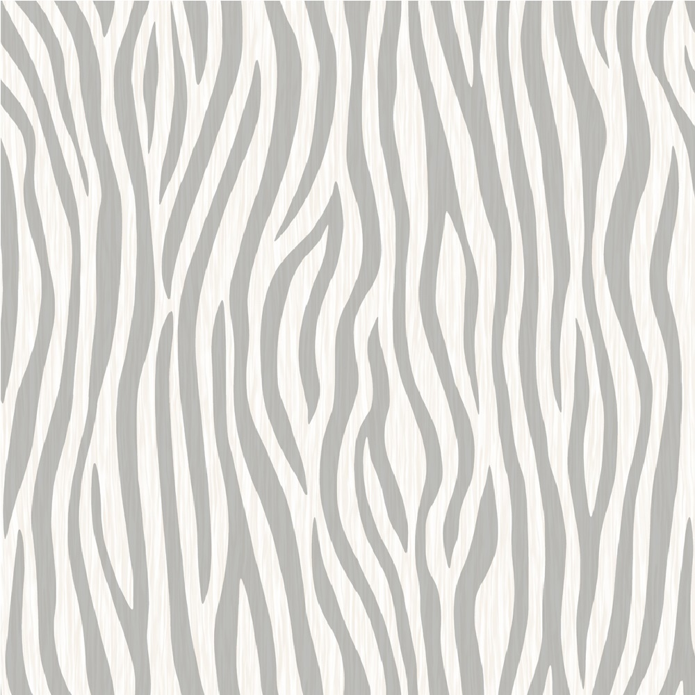 Muriva Urban Safari Zebra Print Animal Skin Fabric ...