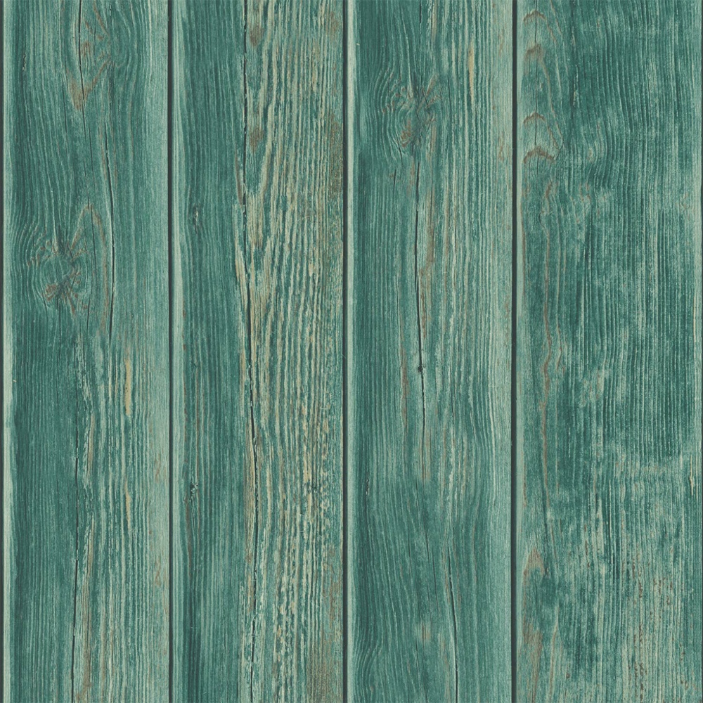 I Love Wallpaper Wood Effect : Muriva Wood Panel Faux Effect Wooden Beam Realistic Mural Wallpaper J86804 - Green I Want ...