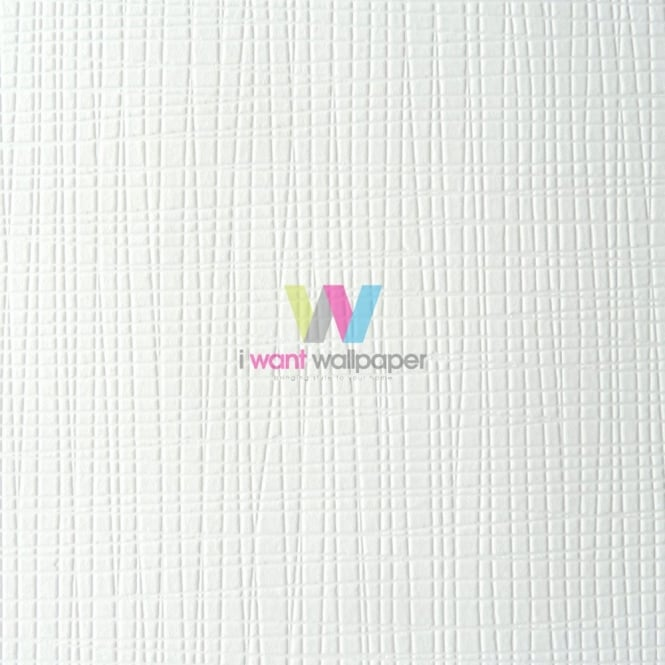 Anaglypta New Caro Square Embossed Textured Vinyl Paintable Wallpaper RD7120