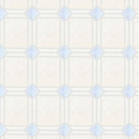 P+S Home Sweet Home Diamond Tile Effect Kitchen Bathroom Wallpaper 08055-20