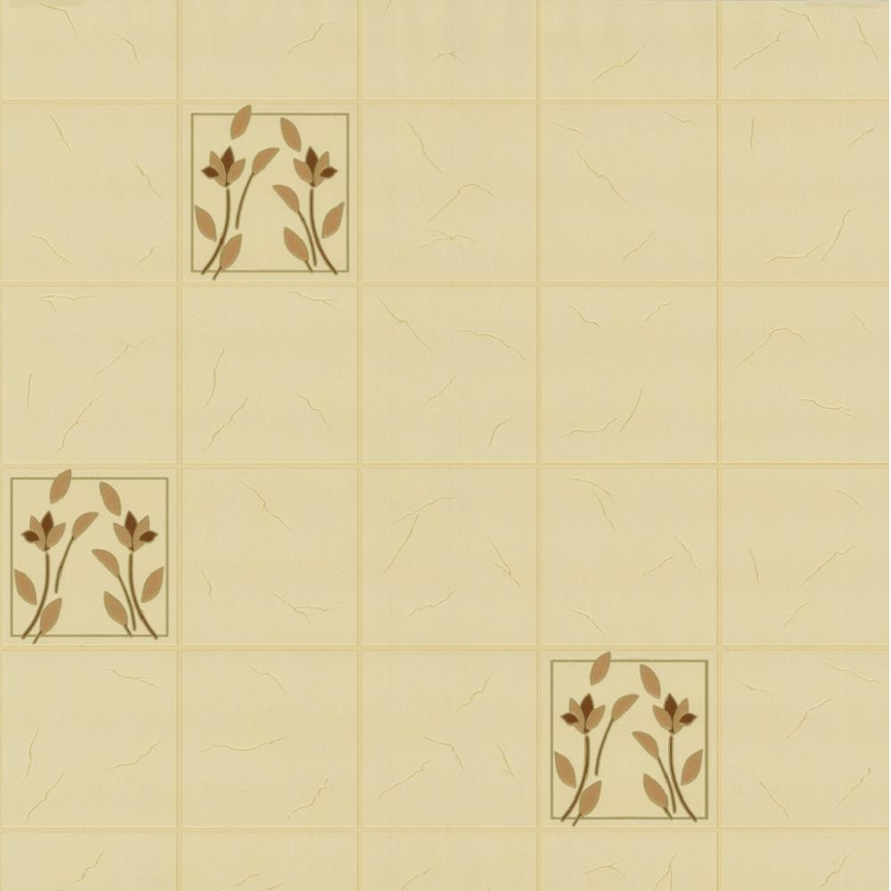 tile effect kitchen wallpaper p amp s home sweet home floral tile kitchen bathroom wallpaper 6134