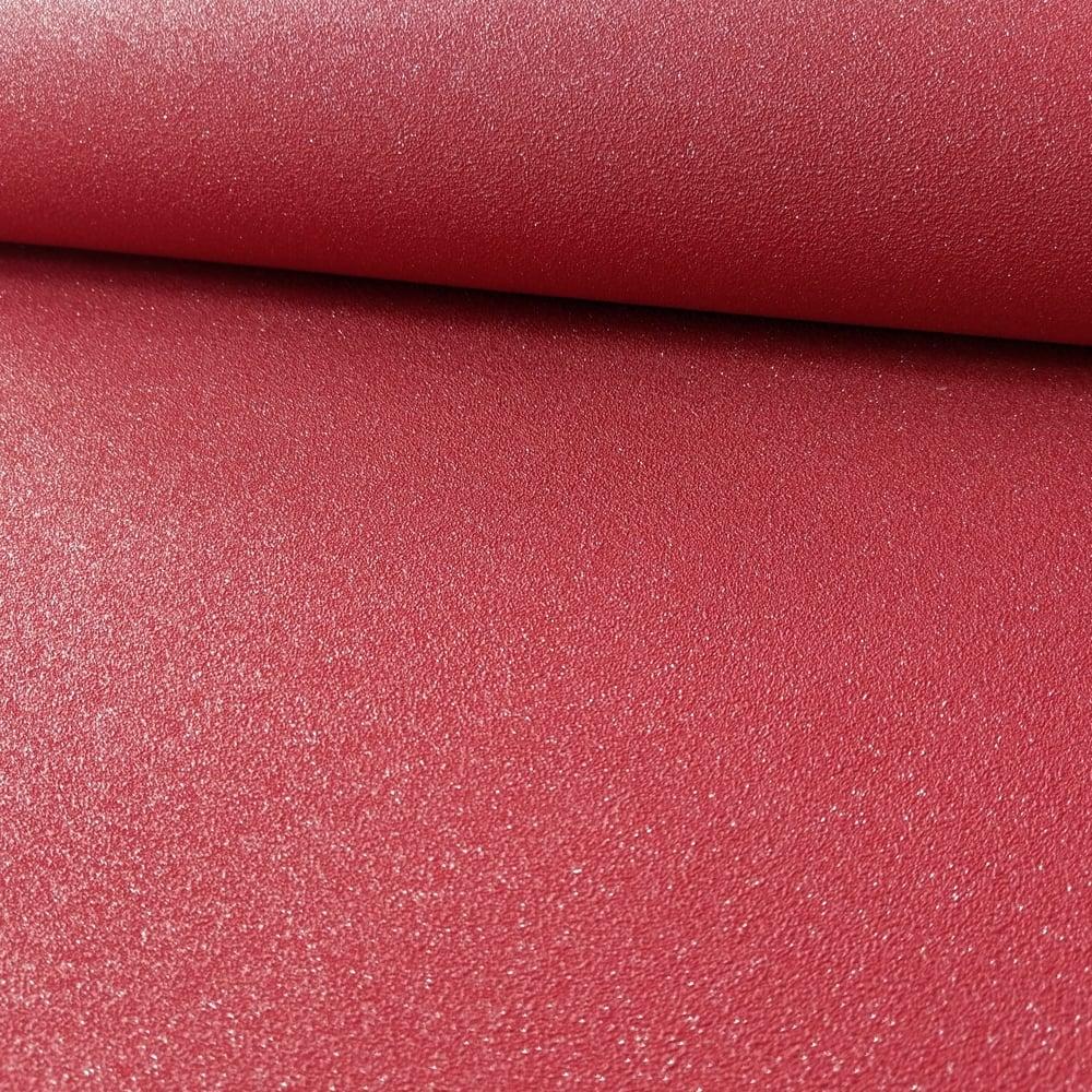 PampS International Catherine Lansfield Plain Pattern Wallpaper Glitter Motif