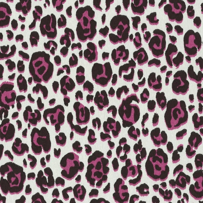 P&S International Leopard Spot Pattern Animal Print Motif Textured Wallpaper 13473-10