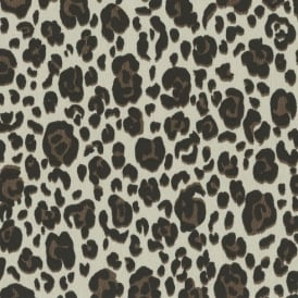 P&S International Leopard Spot Pattern Animal Print Motif Textured Wallpaper 13473-20