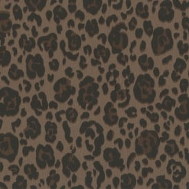 P&S International Leopard Spot Pattern Animal Print Motif Textured Wallpaper 13473-30