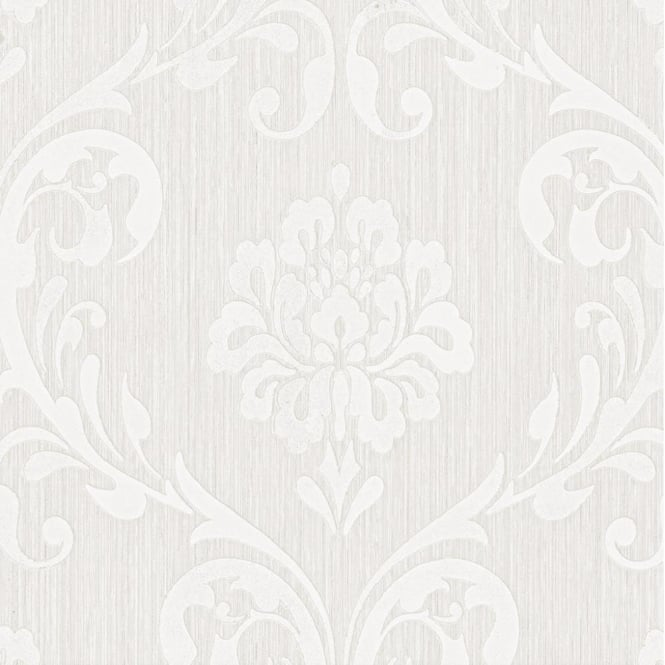 P&S International P+S International Ornament Damask Embossed Textured Wallpaper 13110-10