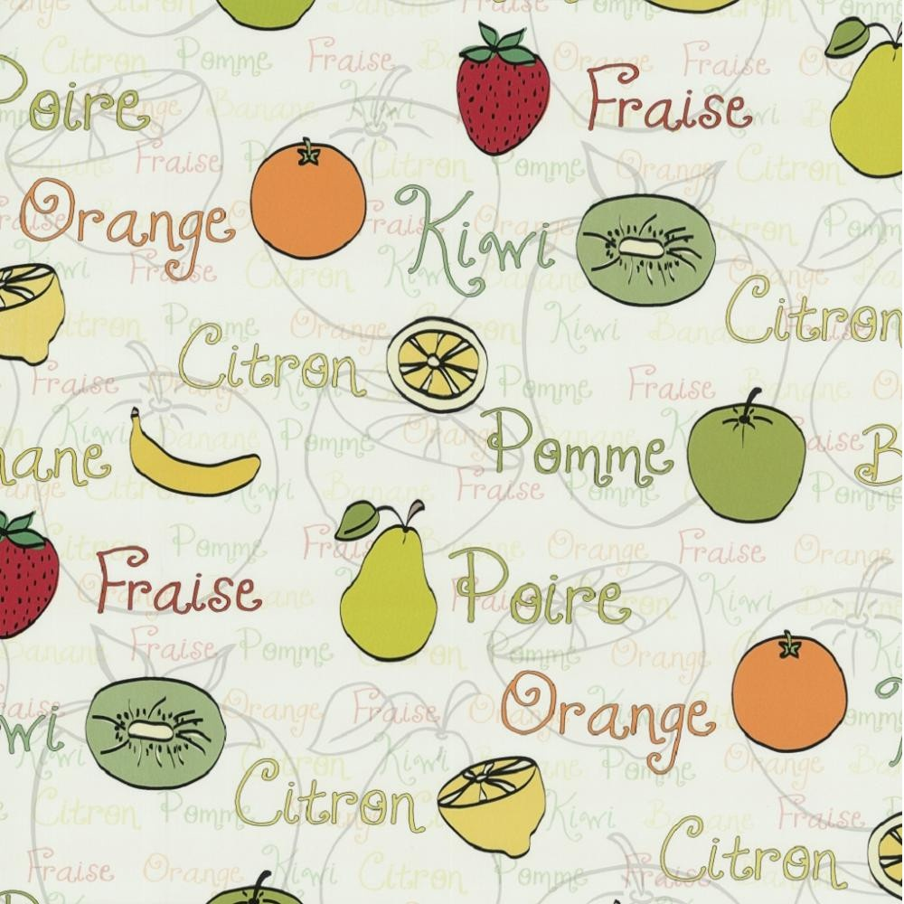 Kitchen Wallpaper Ps Home Sweet Home Fruit Food Motif Letter Kitchen Wallpaper 45035 10