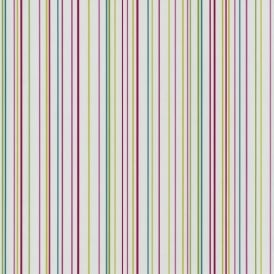 P&S Pin Stripe Pattern Striped Textured Rainbow Colour Washable Wallpaper 05564-20