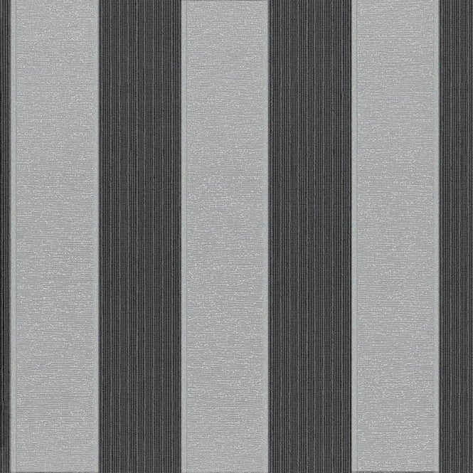 P s striped pattern glitter motif stripe textured washable for Striped vinyl wallpaper