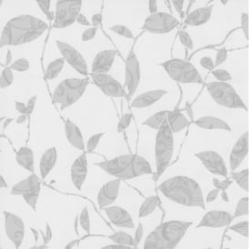 P+S Tresor Patterned Leaf Trail Embossed Textured Wallpaper 02290-10
