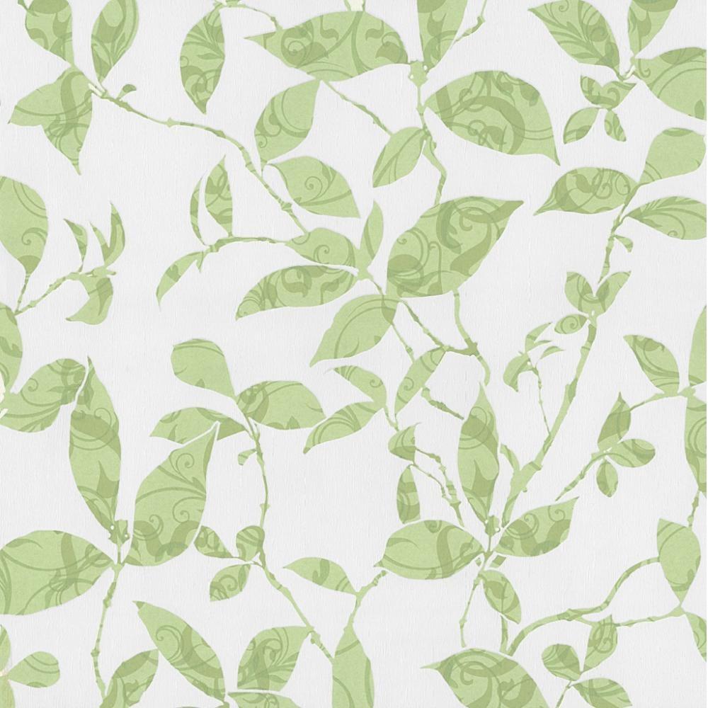 P S International P S Tresor Patterned Leaf Trail Embossed Textured Wallpaper 02290 20