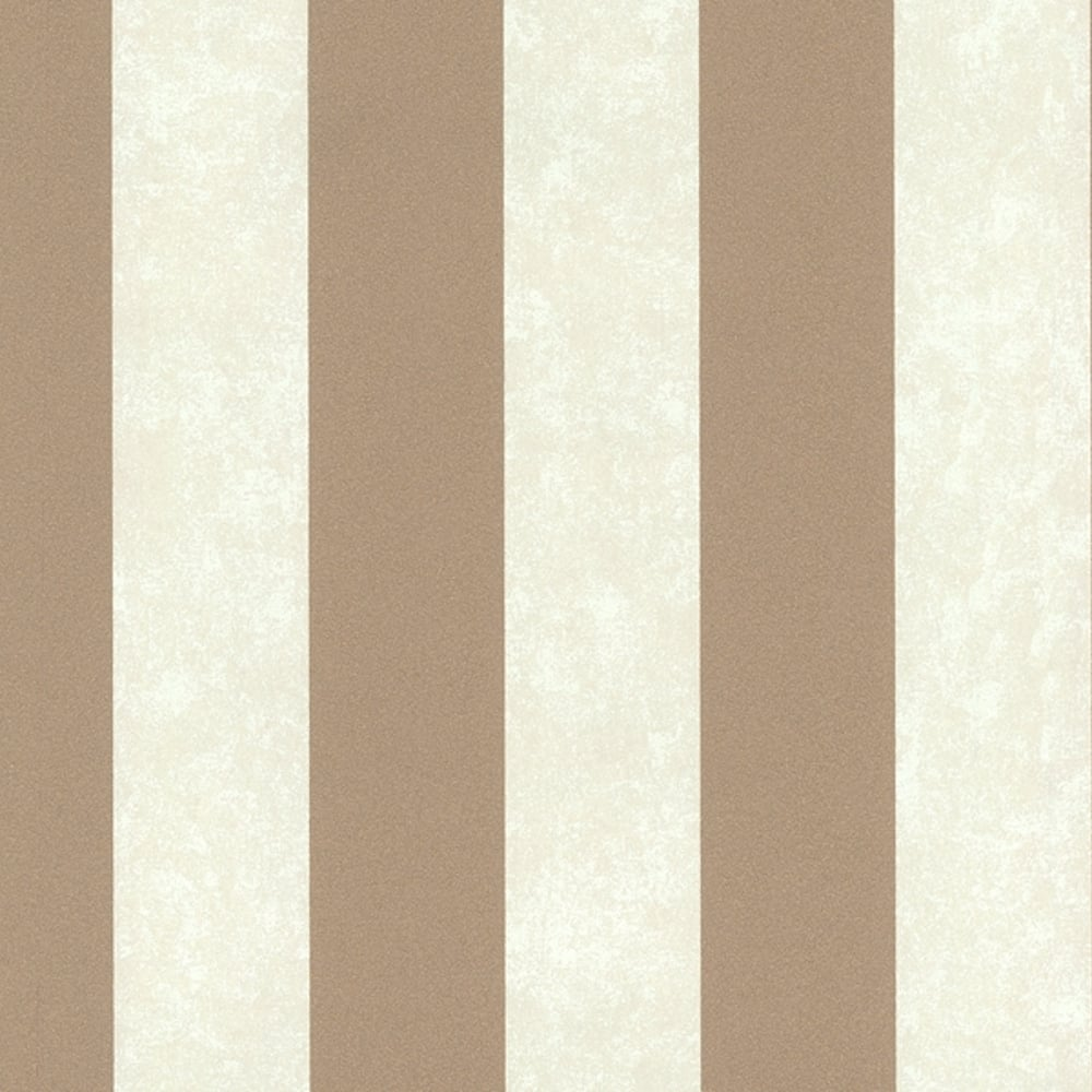 PS International Stripe Pattern Glitter Textured Wallpaper 13346 50