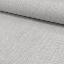 P&S International Striped Pattern Plain Stripe Textured Embossed Wallpaper 05565-20