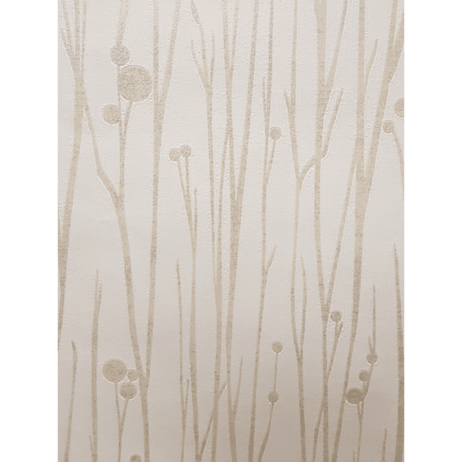P&S International Willow Strand Dot Motif Pattern Washable Textured Wallpaper