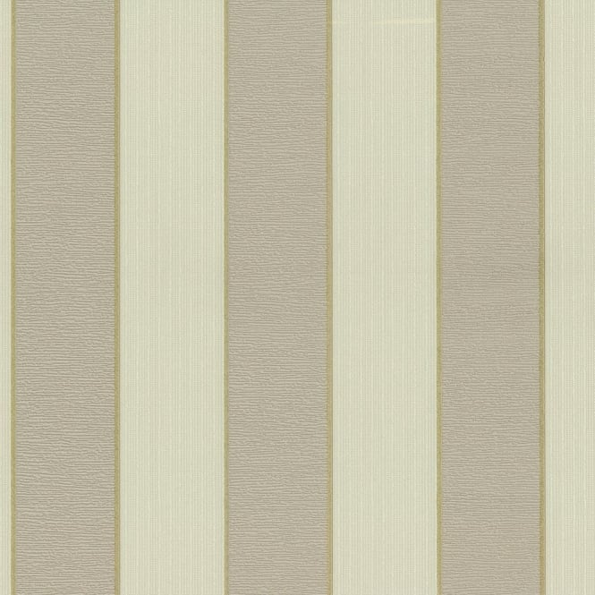 P&S International P&S Striped Pattern Glitter Motif Stripe Textured Washable Vinyl Wallpaper 18133-70