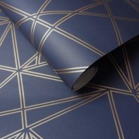 Geometric Wallpaper Trellis Triangle Geo Wallpaper I