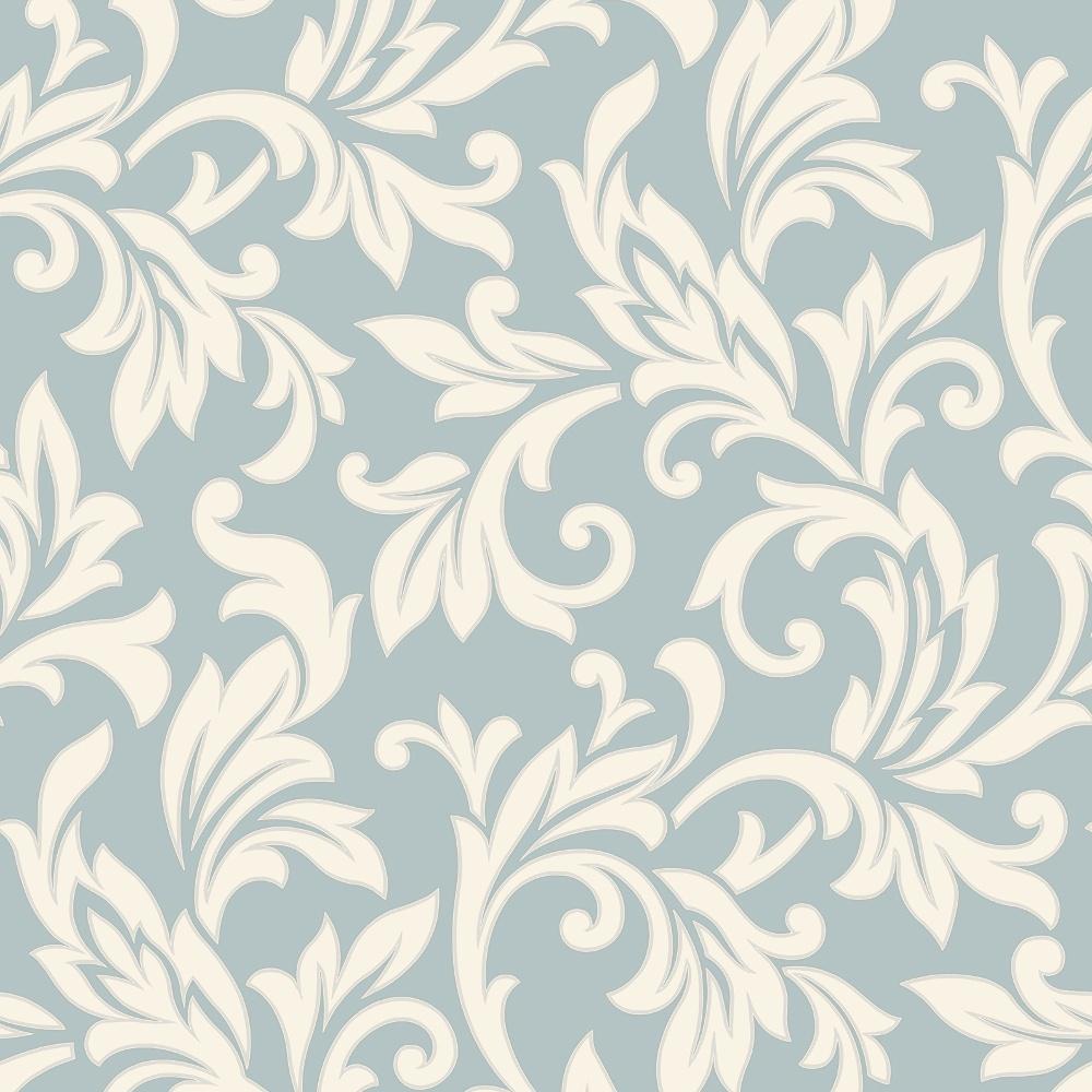 Wonderful Rasch Allure Damask Pattern Pearl Ivory Motif Glitter Embossed  TL19
