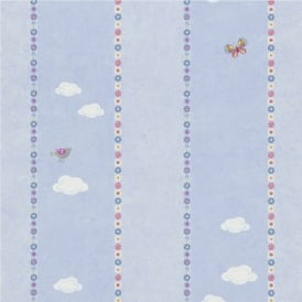 Rasch Bambino Clouds Wallpaper 287547