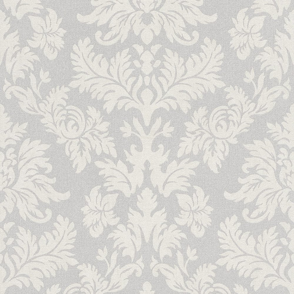 rasch barbara becker damask pattern wallpaper baroque textured