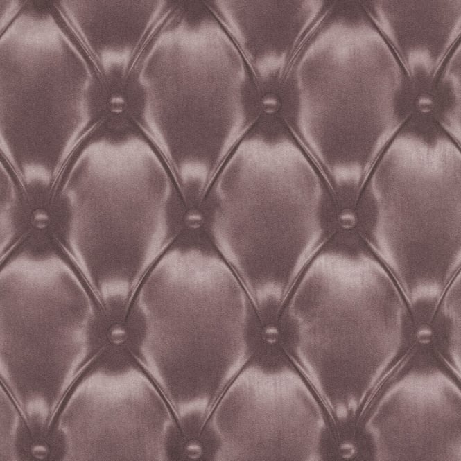 Rasch Barbara Becker Leather Diamond Pattern Wallpaper Metallic Faux Effect 479515