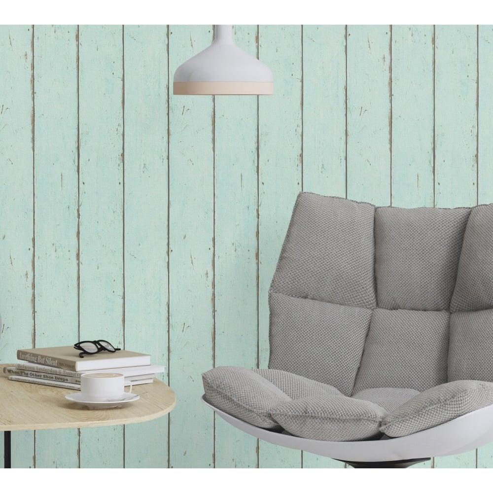 rasch barbara becker wood beam panel pattern wallpaper faux effect embossed 479607 teal i. Black Bedroom Furniture Sets. Home Design Ideas