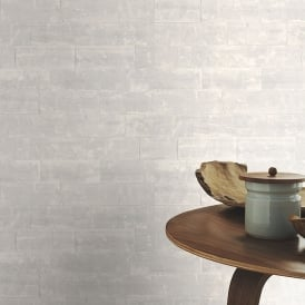 Rasch Brick Pattern Wallpaper Realistic Stone Wall Faux Effect Textured Motif 414615