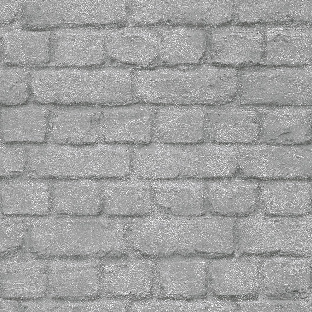 Rasch Brick Stone Wall Realistic Faux Effect Textured