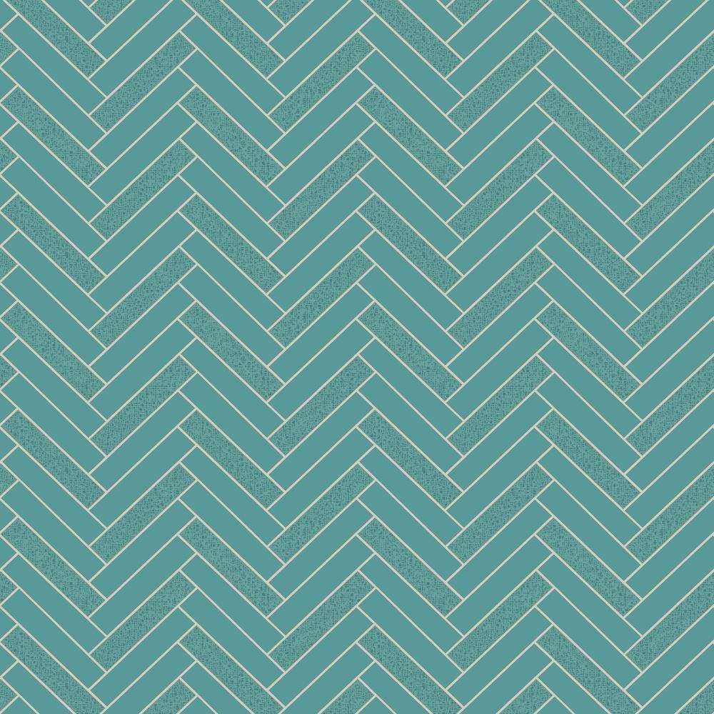 Rasch Chevron Stripe Pattern Glitter Motif Kitchen Bathroom Vinyl Wallpaper 888218