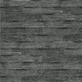 Rasch Floorboards Wood Panel Wallpaper 837841