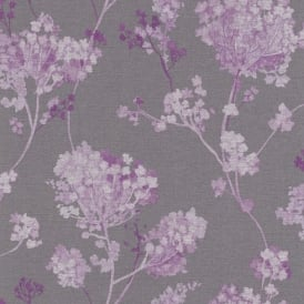 Rasch Florentine Floral Motif Flower Pattern Traditional Textured Wallpaper 449235