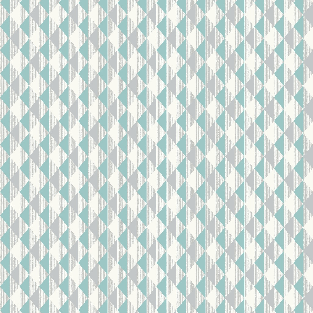 Rasch Harlequin Triangle Stripe Pattern Kitchen Bathroom Vinyl Wallpaper  887914