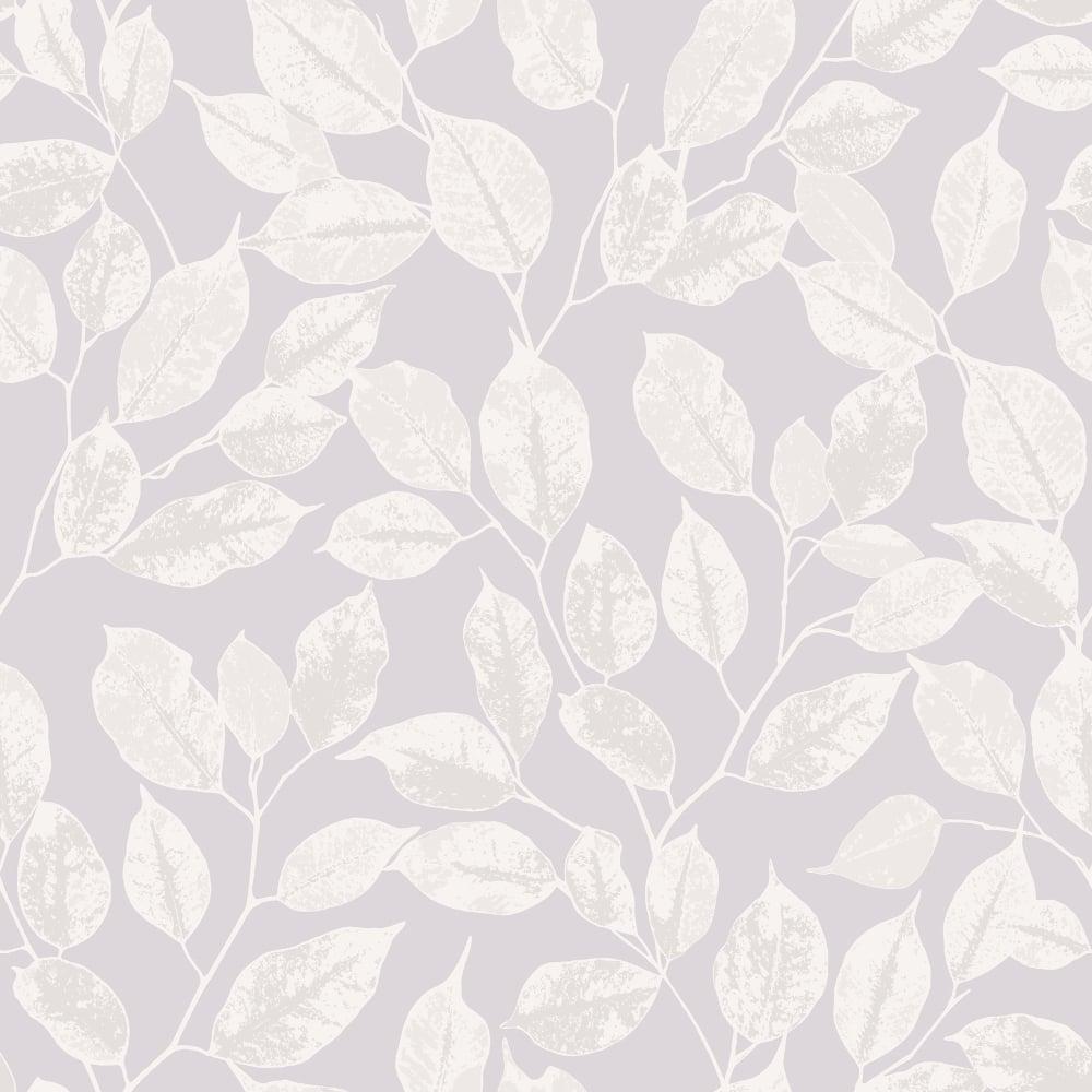 Silver leaf wallpaper uk for Foil wallpaper uk