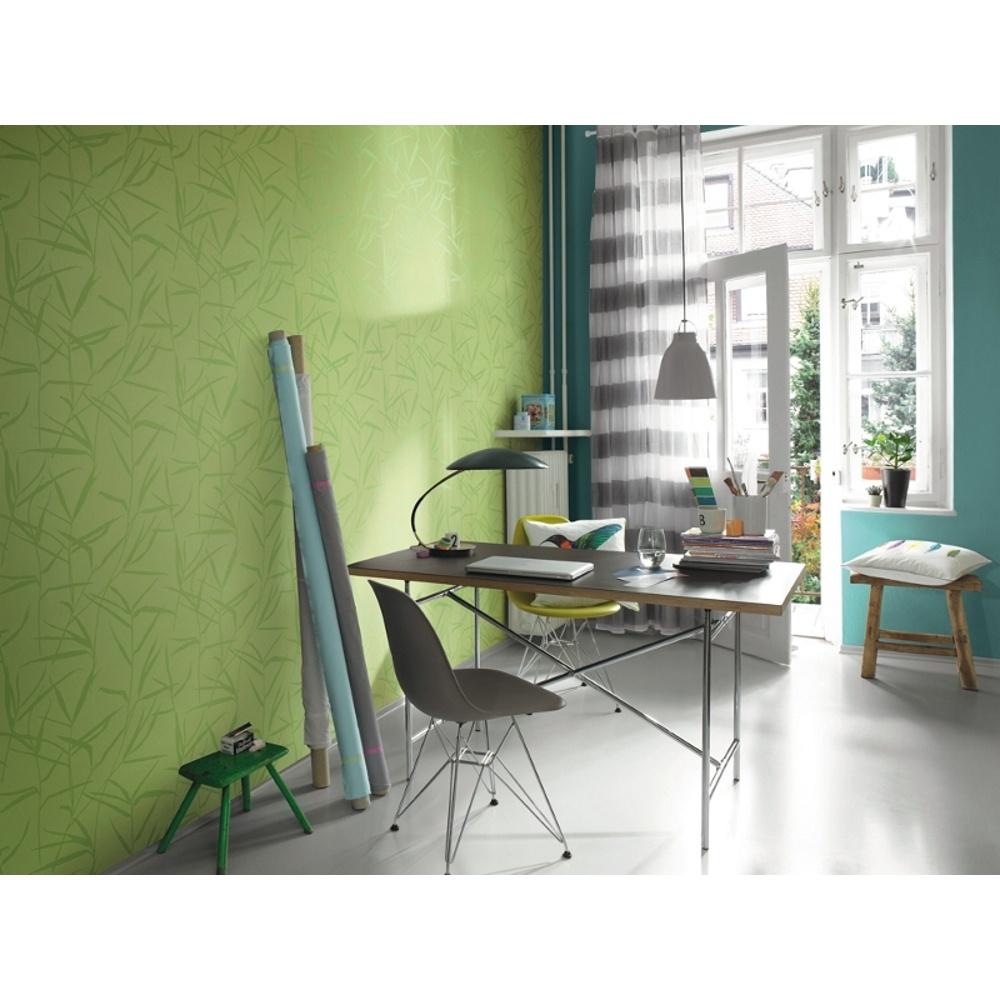 rasch barbara becker floral motif patterned textured wallpaper 709964. Black Bedroom Furniture Sets. Home Design Ideas