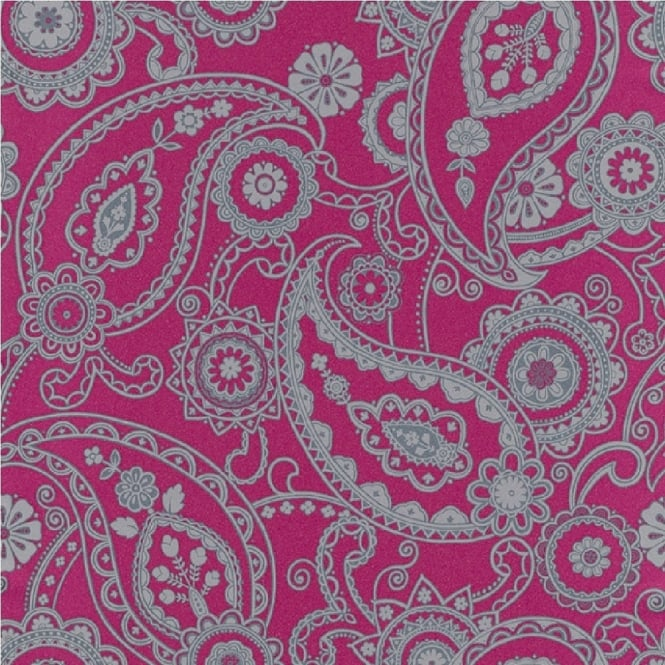 Rasch Mandalay Paisley Wallpaper 281101