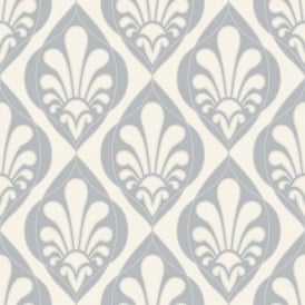 Rasch Ritz Damask Wallpaper 240122