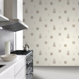 Kitchen And Bathroom Wallpaper Vinyl Washable I Want Wallpaper