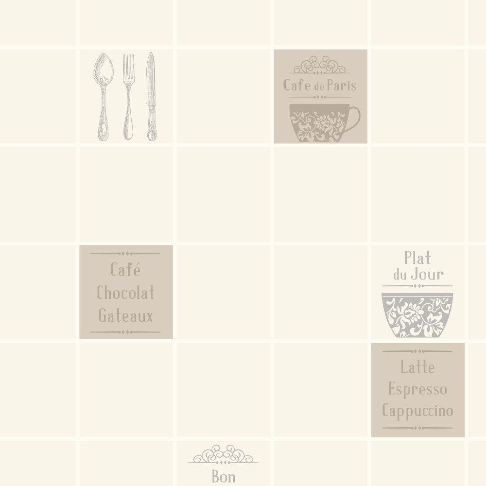 Kitchen Wallpaper Texture rasch tile pattern café restaurant kitchen vinyl wallpaper 888102